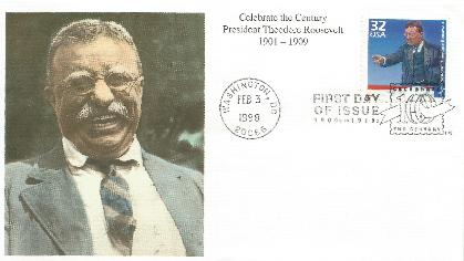 Century Pulpit FDC