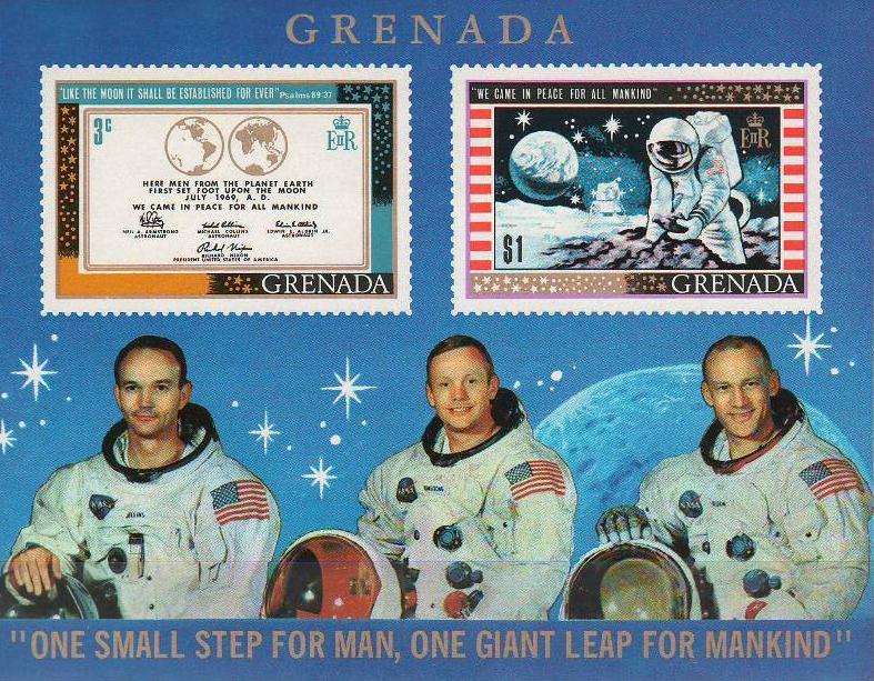 Grenada Moon Landing #2