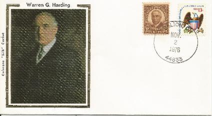 Harding Birthday 76-11-02