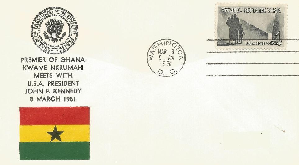 61-03-08 Nkrumah visit