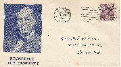 32-06-28 FDR for President