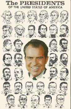 PCRMN-02 Nixon & all the Presidents