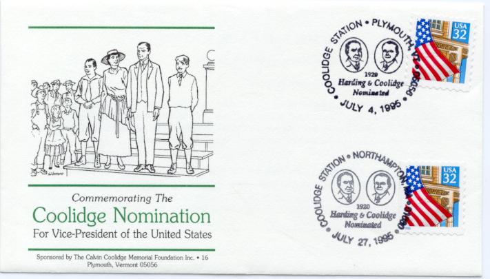 Coolidge Nomination 95-07-04