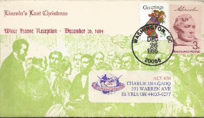 AL 96-12-26 Lincoln's Last Christmas