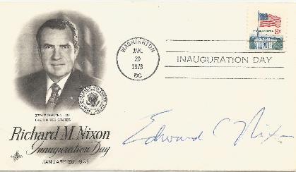 Edward Nixon - Brother