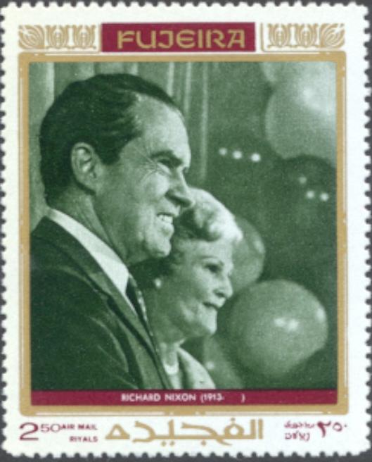 Fujeria Nixon #1
