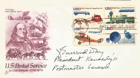Edward Day - Postmaster General