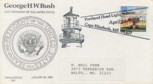 Pictorial Postmark #4