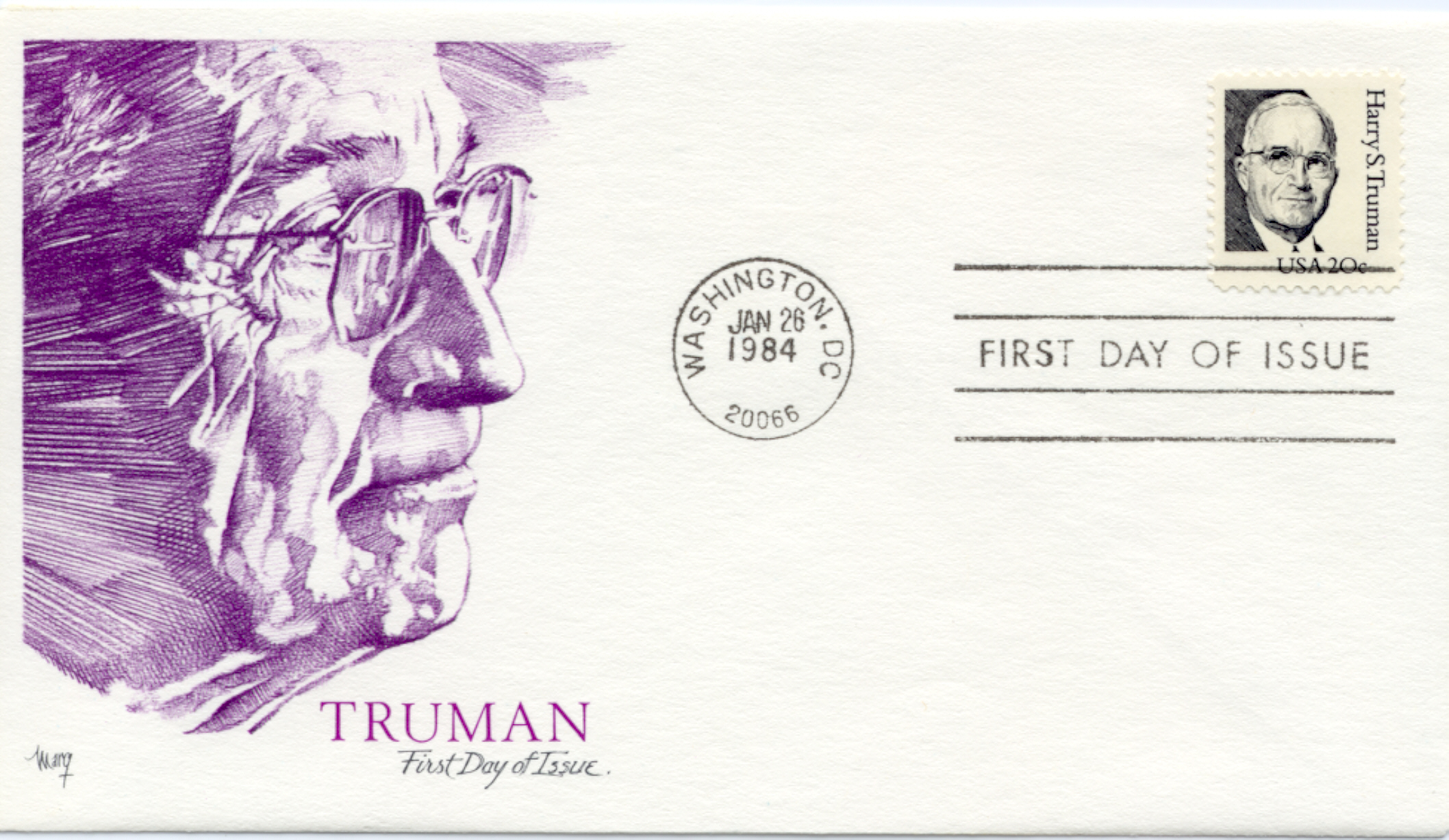 HST Definitive FDC #19