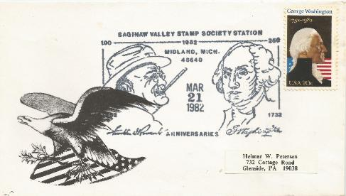 82-03-21 Saginaw Valley Stamp Station #2