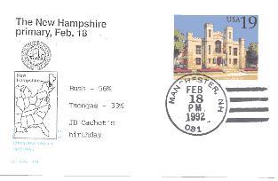 New Hampshire Primary #1