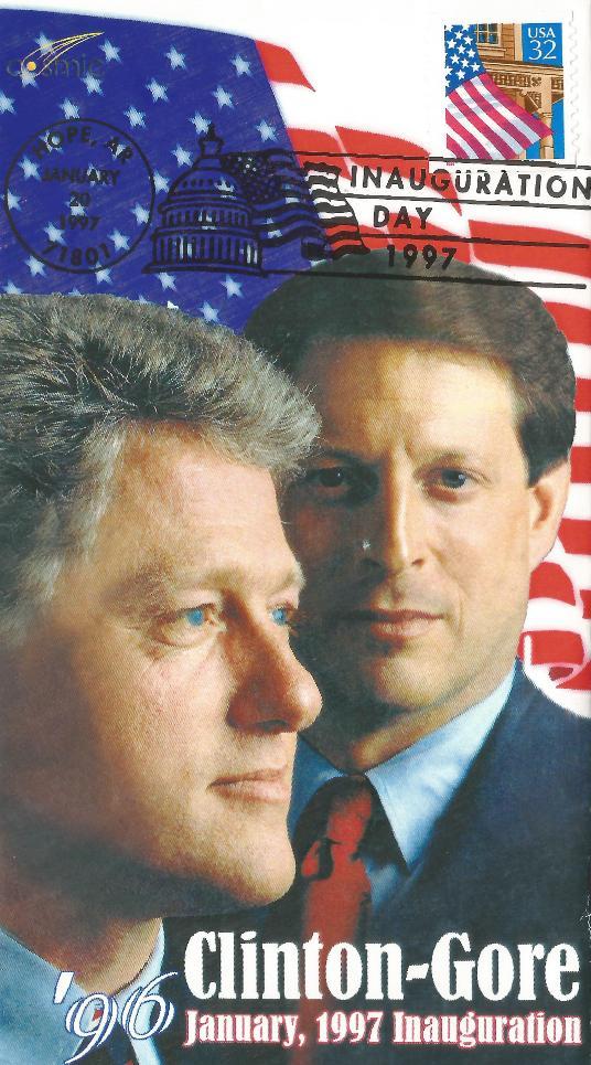 WJC-II-035 Clinton Inaugural - FLG