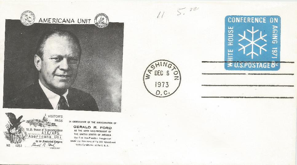 12-06-73; Ford inaugural - ATA