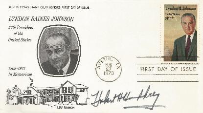 Hubert Humphrey - Vice President