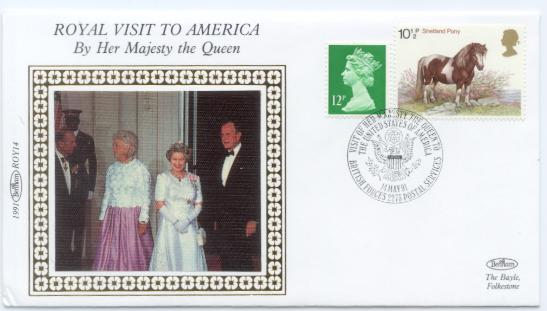 United Kingdom Royal Visit to America