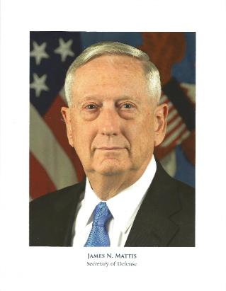 PH-101 General James Mattis
