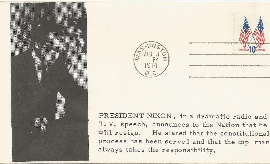 r8-16 Nixon Resignation