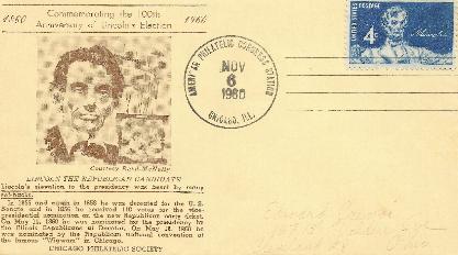 AL 60-11-06b Lincoln  Election Anniversary
