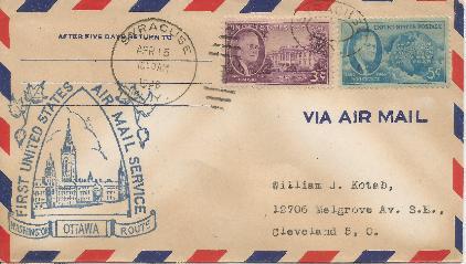 46-04-15 First Flight