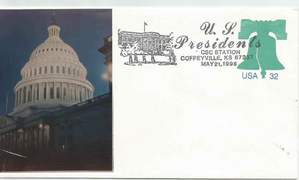 95-05-21 generic President cancellation