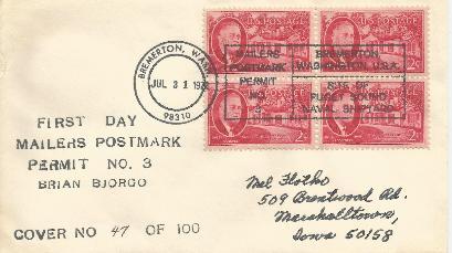 72-07-31 Mailer Postmark Permit