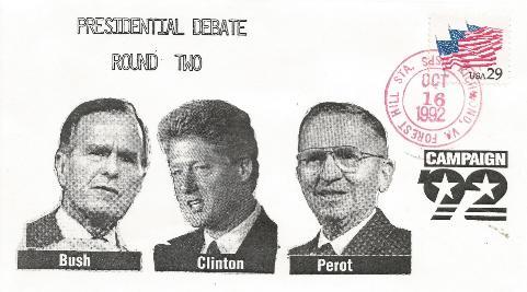 Presidential Debate Round Two