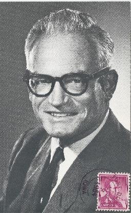 Goldwater Postcard