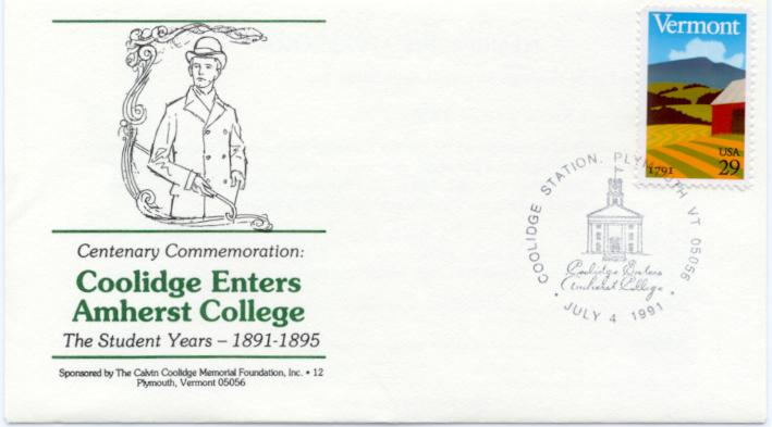 Amherst College 91-07-04