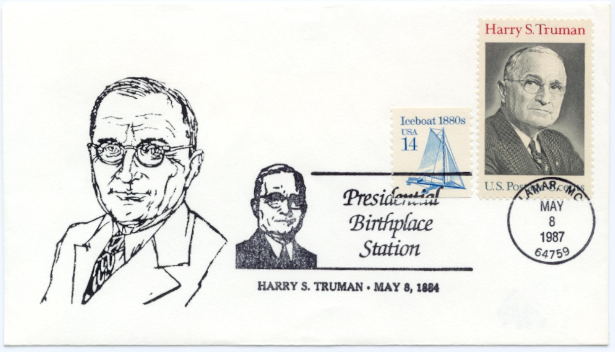 Truman Birthday