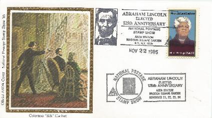 AL 85-11-22 Lincoln Election Anniversary