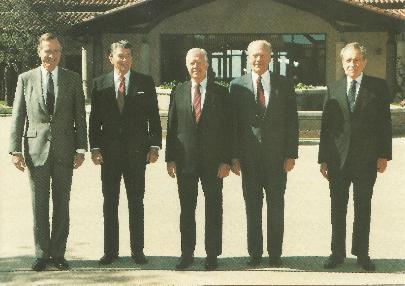 PCGHWB-01 Five Presidents