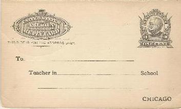 Phillip Sheridan Postcard