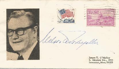 Nelson Rockefeller - Vice President
