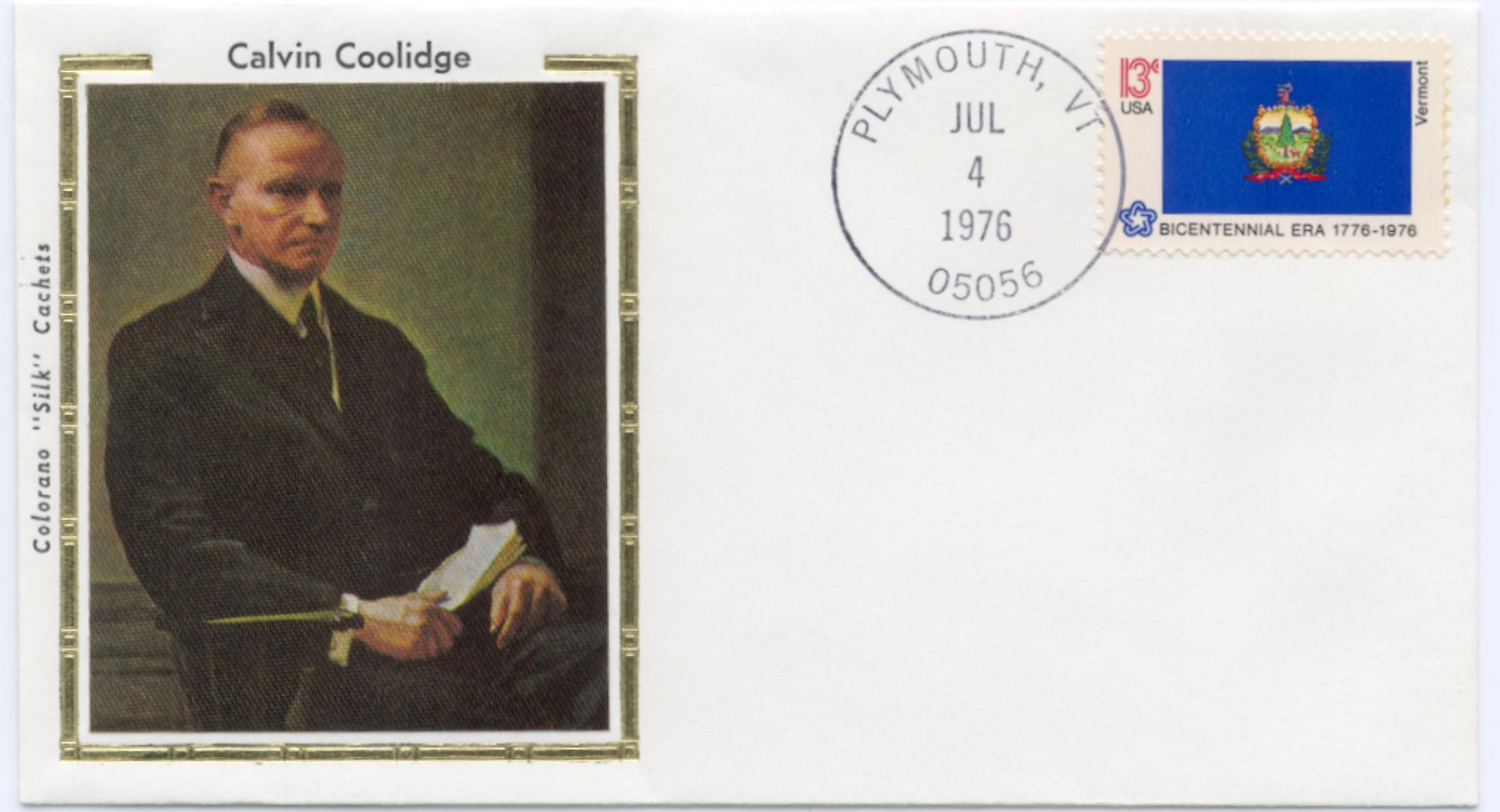 Coolidge Birthday 76-07-04