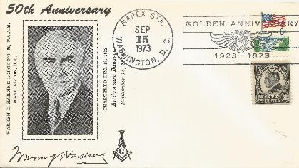 Harding 73-09-15 Lodge Anniversary