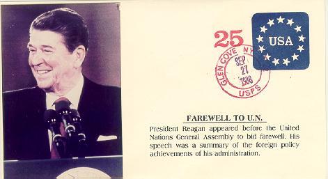 Farewell to UN