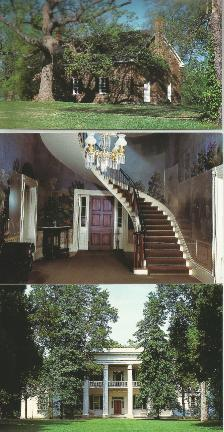 Six Color Postcards of the Hermitage