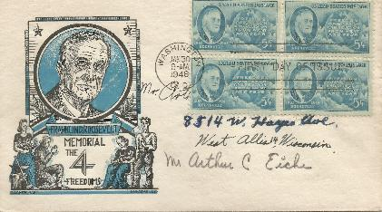 46-01-30 FDR Memorial 5cent #2