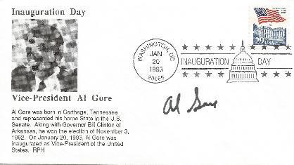 Al Gore - Vice President - !