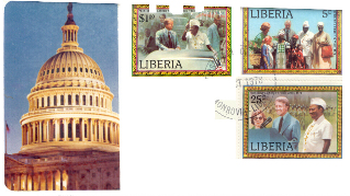 Liberia Carter visit #2
