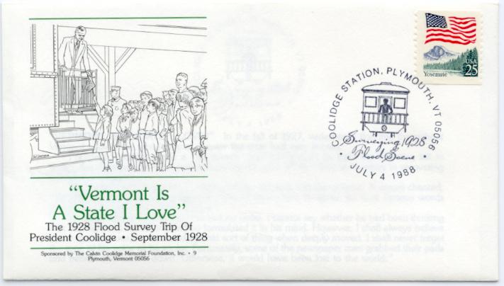 Coolidge Vermont 88-07-04