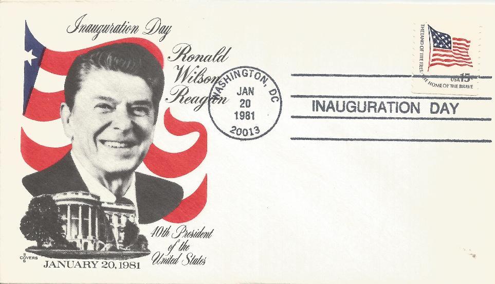 RWR-092 Reagan Inaugural SOS
