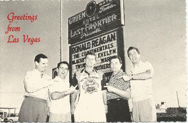 PCRWR-01 Reagan in Las Vegas