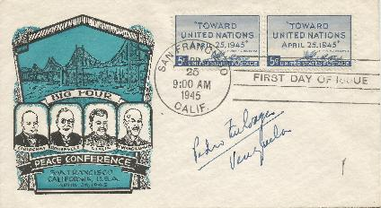 45-04-25 UN Conference FDC #4