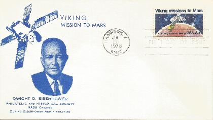 DDESEC 78-07-20 Viking Mission to Mars