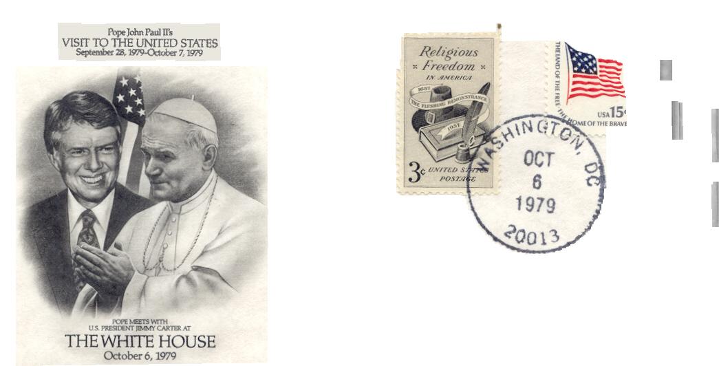 Pope Visit #1
