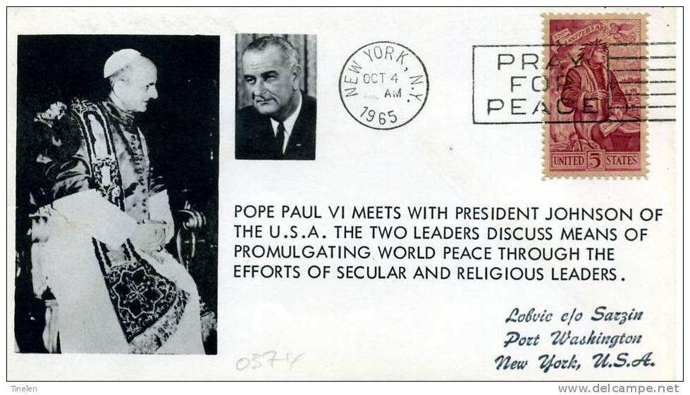 65-10-04 Pope Paul Visit #3