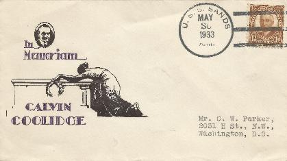 Coolidge 33-05-30 Memorial #1