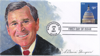 Capitol FDC