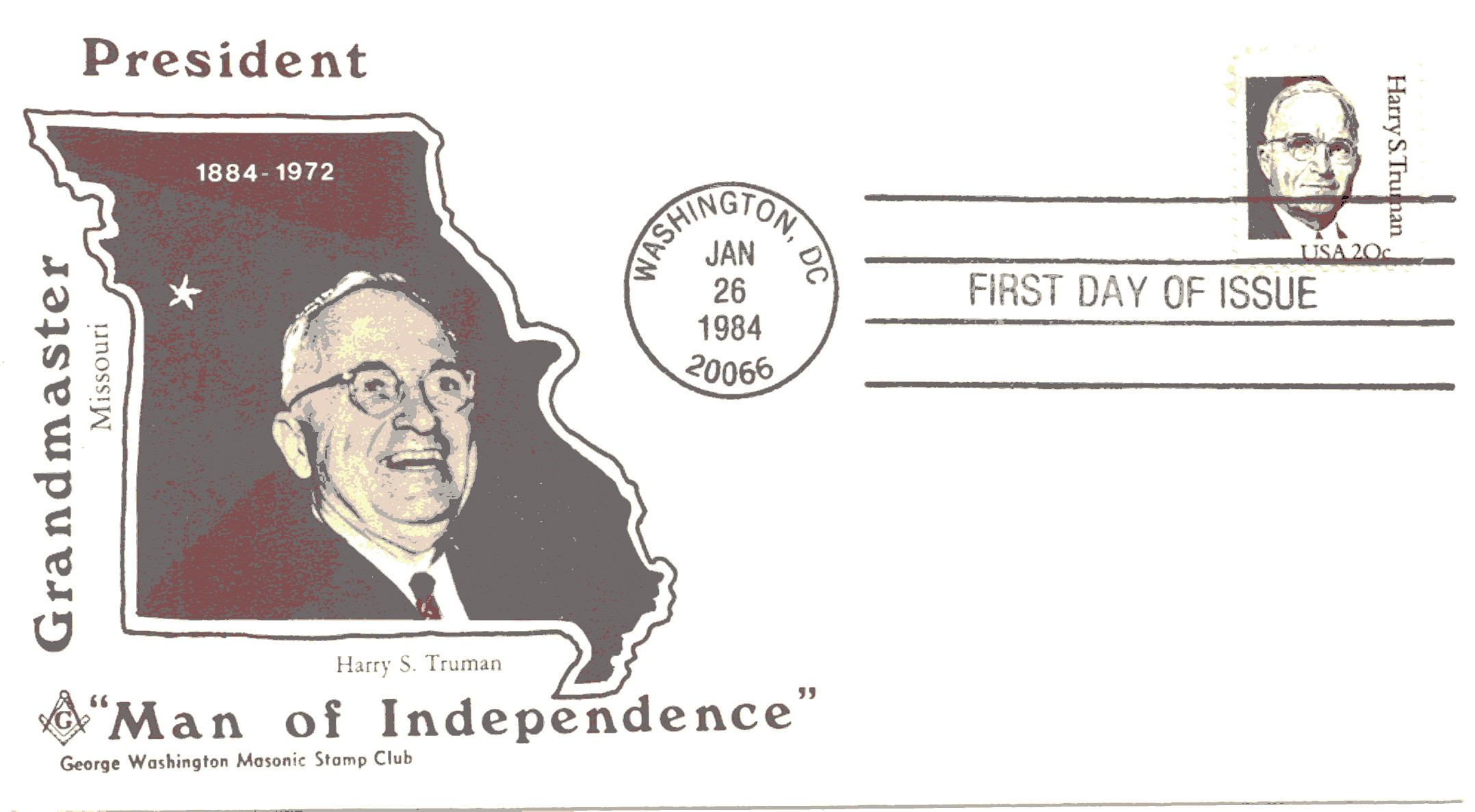 HST Definitive FDC #11